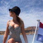 Леся Никитюк потрясла стройной фигурой в купальнике: пикантное фото