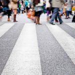 Штрафы для пешеходов в Украине: сколько людей поплатились за нарушение правил