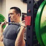 Усик показал, как готовится к переходу в тяжелую категорию: видео тренировок