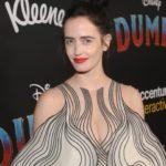 Платье с 3D-принтера: Ева Грин ошеломила экстравагантным образом